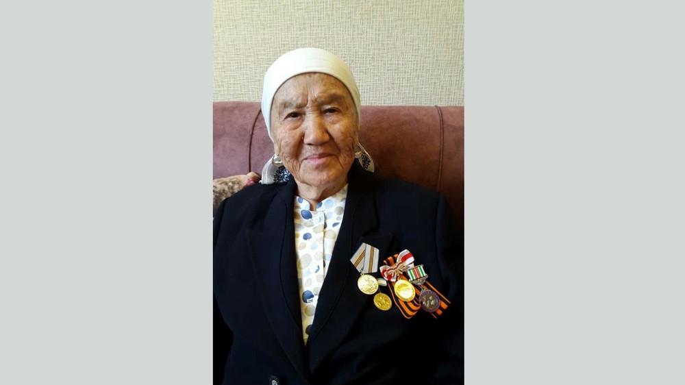 Салкын Алимбекова