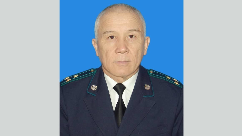 Расулбек Умаров