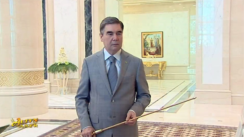 Картинки по запросу президент Туркменистана