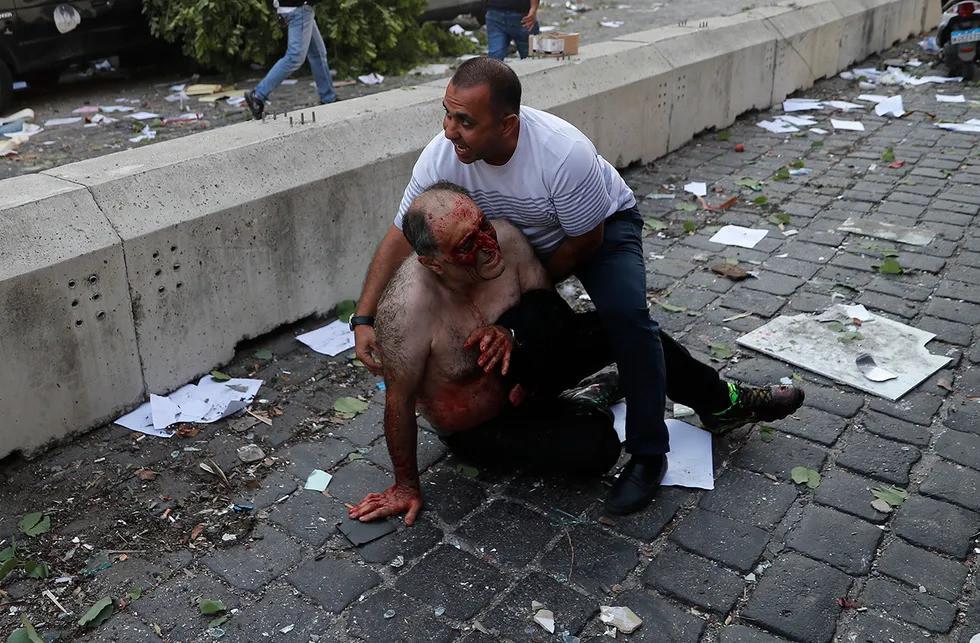 Фото: Hussein Malla / AP / Scanpix / LETA
