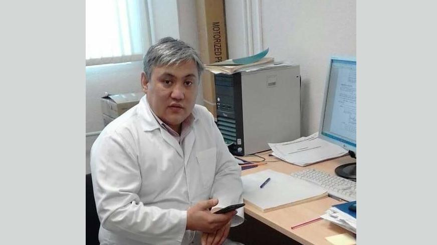 Сапар Токсонбаев