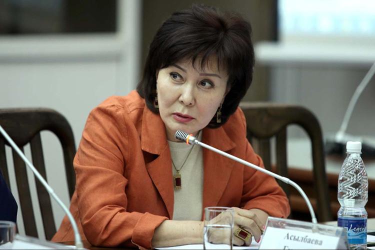 Гульшат Асылбаева