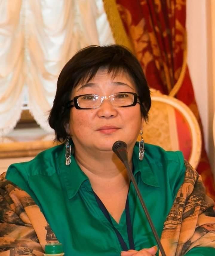 Чынара Сейдиматова