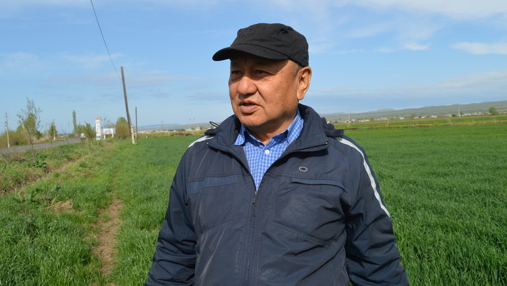 Акыбай Сооронбаев