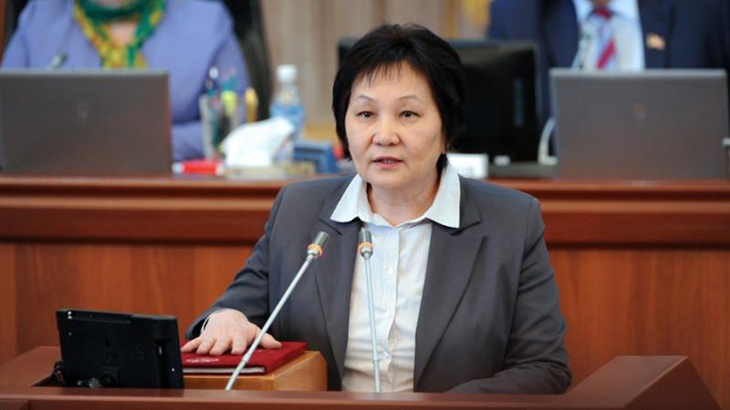 Динара Сагинбаева