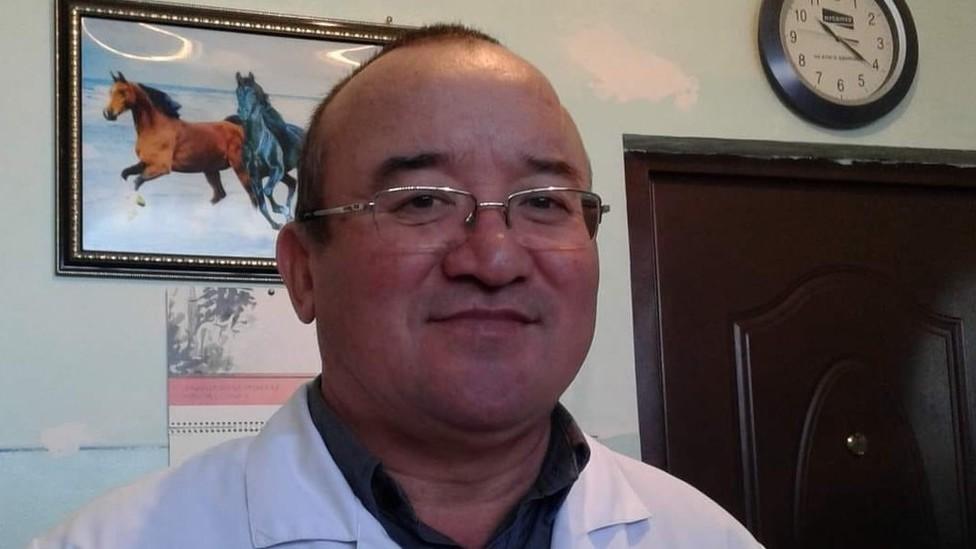 Рустамбек Уметалиев