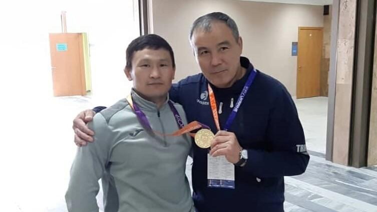 Каныбек Жолчубеков