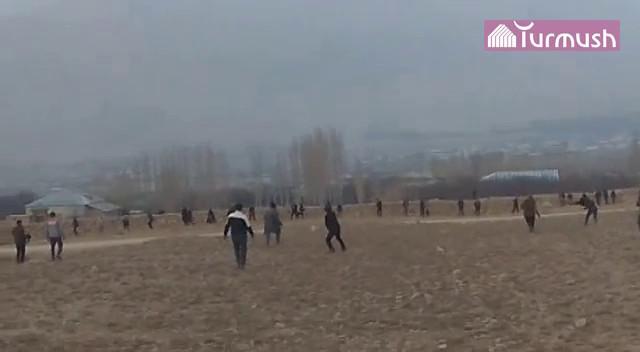 Ситуация награнице Кыргызстана иТаджикистана остаётся напряжённой