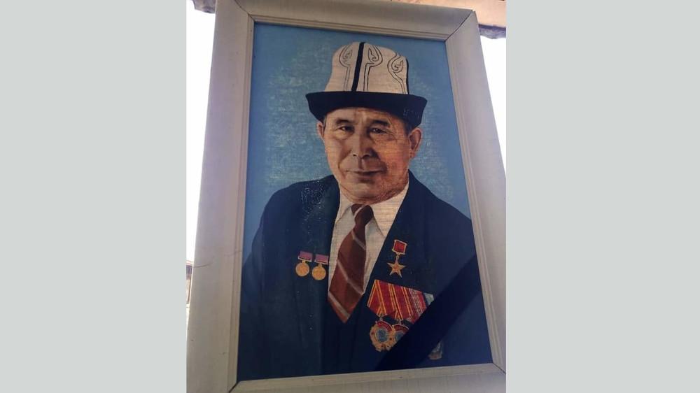 Келдибай Турдуев