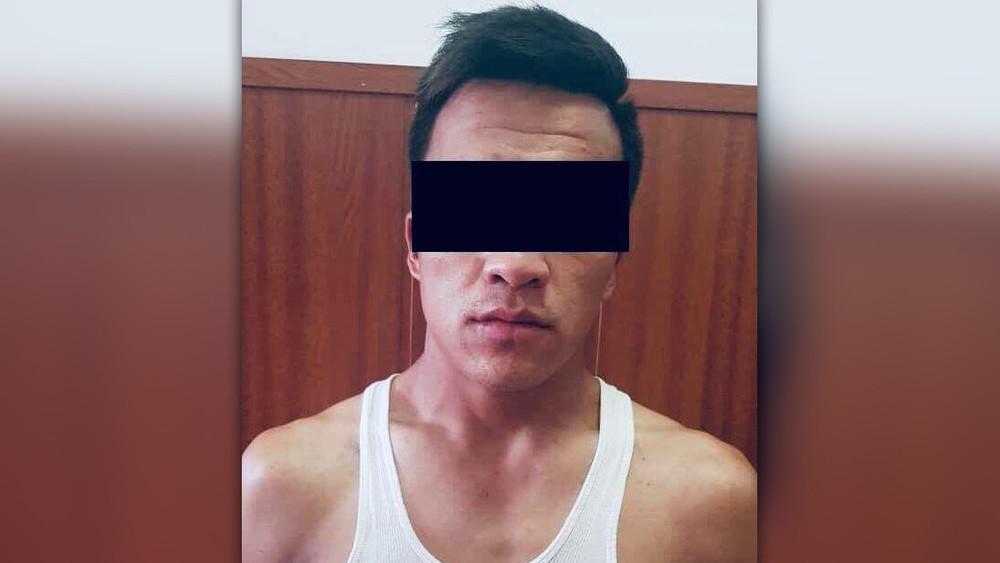 Подозреваемый в избиении иностранца