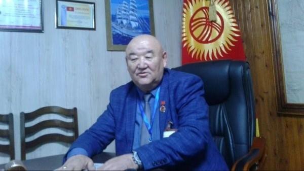 Руслан Эшмамбетов