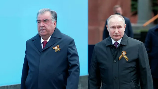 Путин поручил подписать соглашение о создании системы ПВО с Таджикистаном