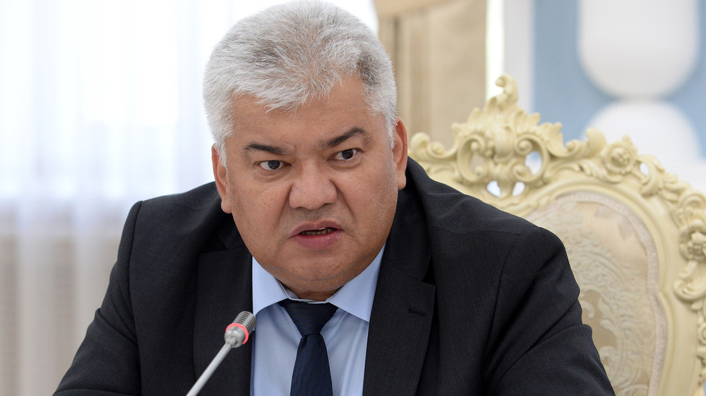 Глава ГКНБ Опумбаев: Утром я сказал президенту, что хочу подать в отставку