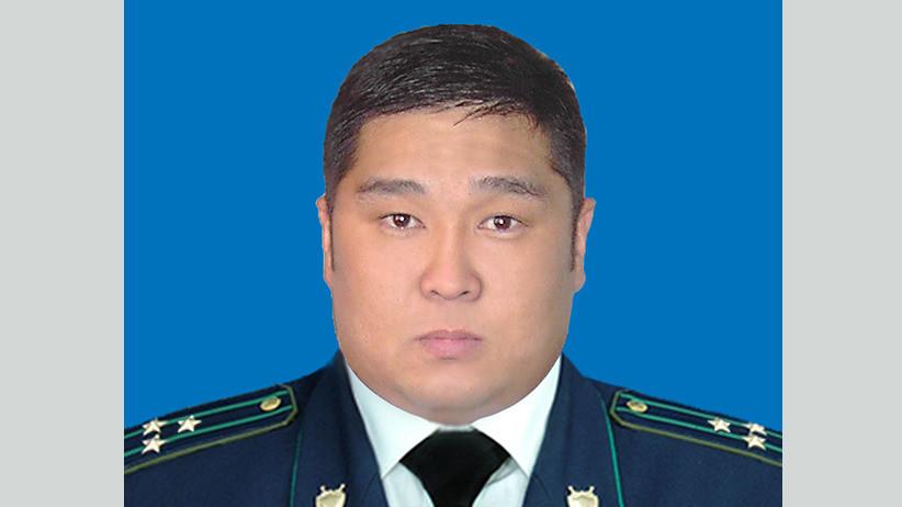 Джумабаев Айбек Сапарбекович