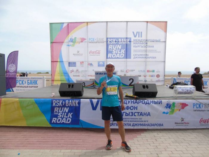 победитель марафона