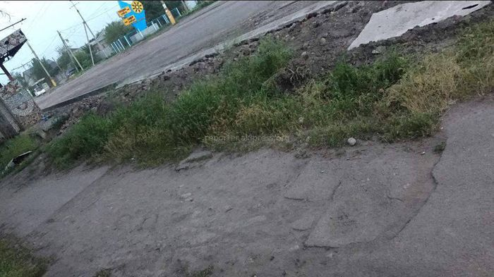 Обустройство тротуаров и ирригационной системы на ул.Салиевой не предусмотрено, - мэрия Бишкека