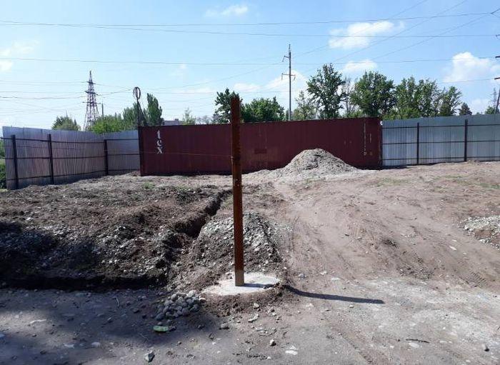 Строительство ограждения вдоль техканала ТЭЦ приостановлено, - мэрия Бишкека