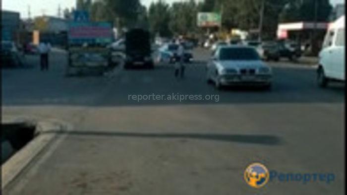 Дорожная разметка на Лумумбы-Ильменской стерта (видео)