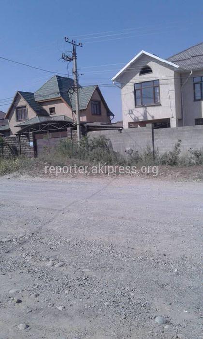 Когда восстановят участок на Бакаева-Баба Ата?