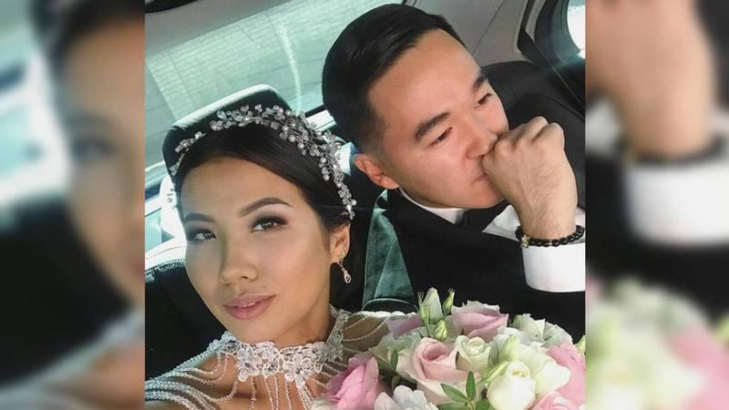 На Иссык-Куле проходит свадьба рэпера Баястана и хореографа Зульфии Лансаровой <i>(фото, видео)</i>