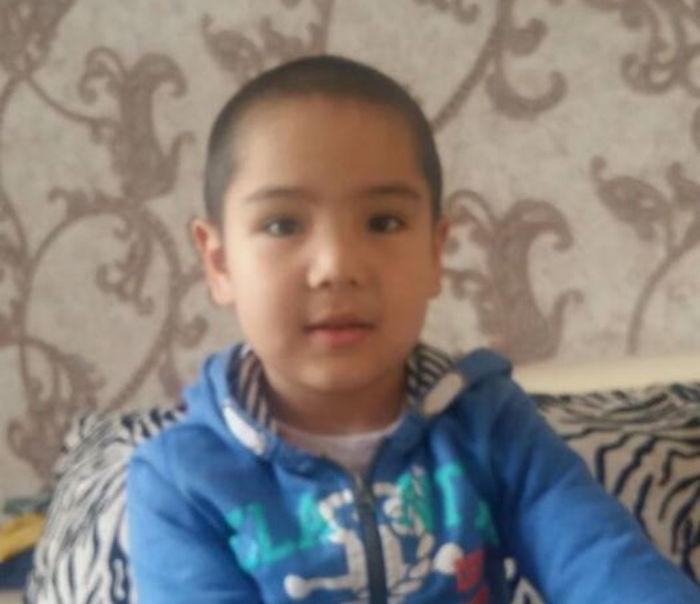 Читательница Назира просит помочь найти ее 4-летнего сына <b><i>(фото)</i></b>