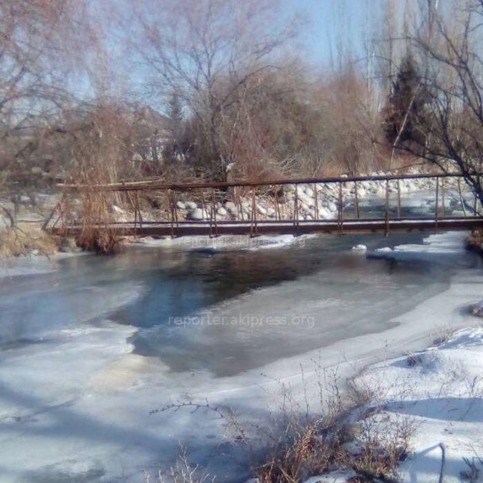 Река Кызыл-Суу в Джети-Огузском районе не представляет угрозу затопления, - МЧС