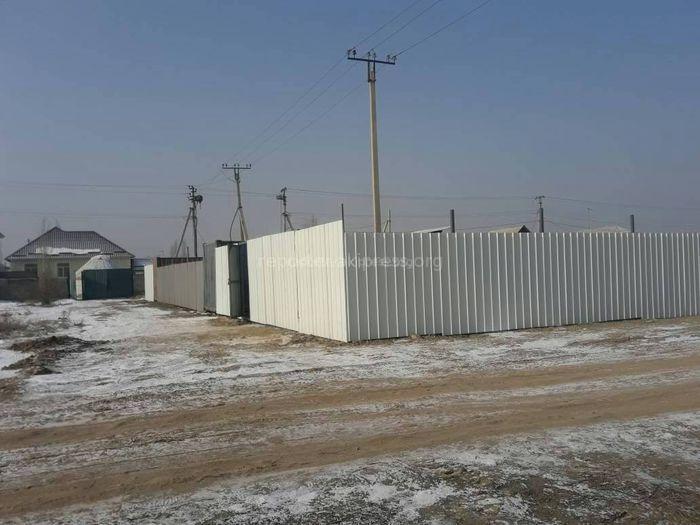 Мэрия Бишкека просит читателя указать точный адрес начатого строительства на ул.Чортекова