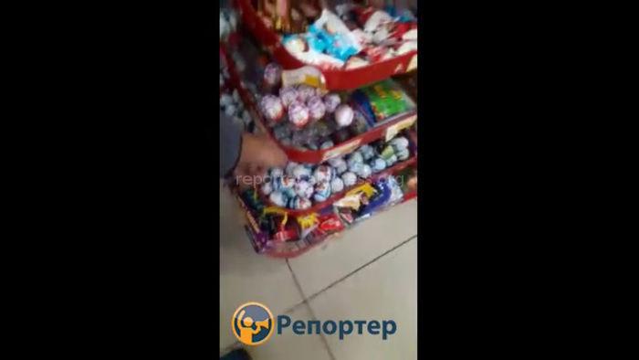 В ТЦ Beta Stores цена на витрине на товар не совпадает с ценой на кассе, - покупатель (видео)