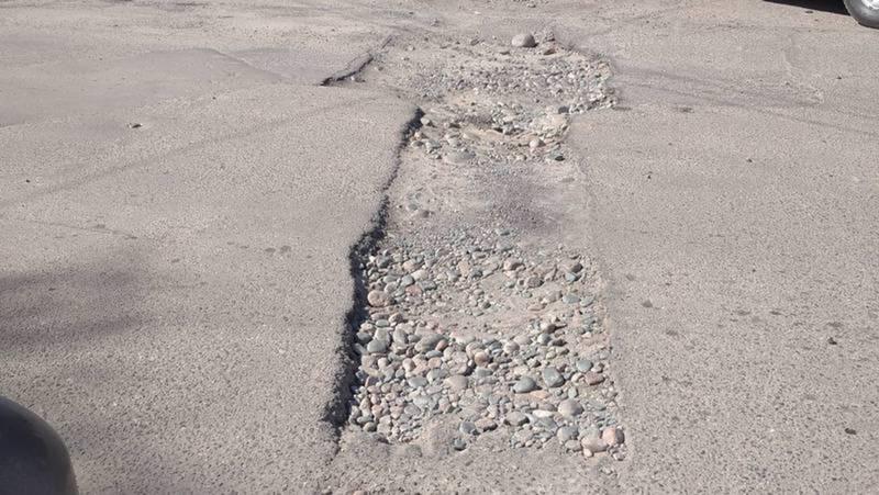 Выкопанная дорога на ул.Панфилова будет восстановлена в скором времени