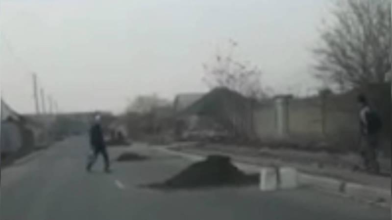 В жилмассиве Кара-Жыгач мусор уберут после завершения работ