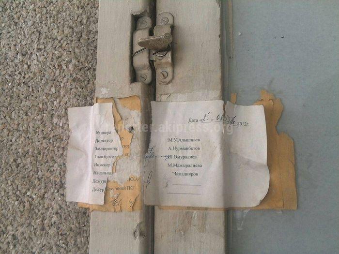 Житель просит проверить здание Кыргыздрамтеатра на пожарную безопасность (фото)