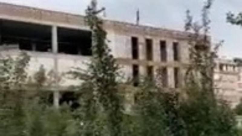 Законно ли строят торговый центр и жилой дом вблизи парка «Асанбай»? - горожанин. Видео