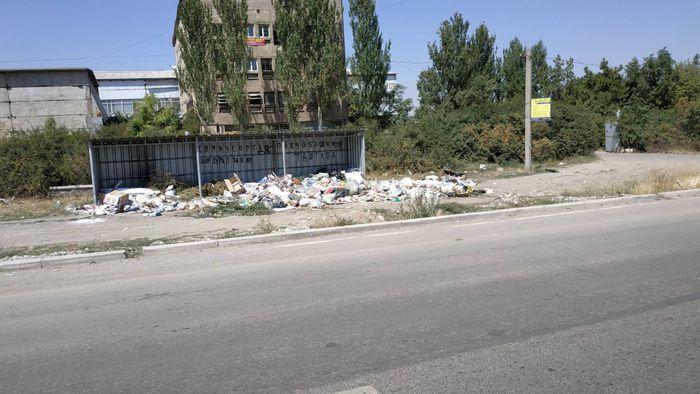 Когда на ул.Менделеева появятся тротуары и арычная система? - бишкекчанин (фото)