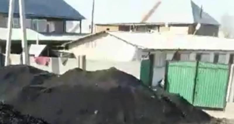 В ж/м Ак-Бата вдоль объездной трассы уголь не реализуется, - Аламудунская РГА