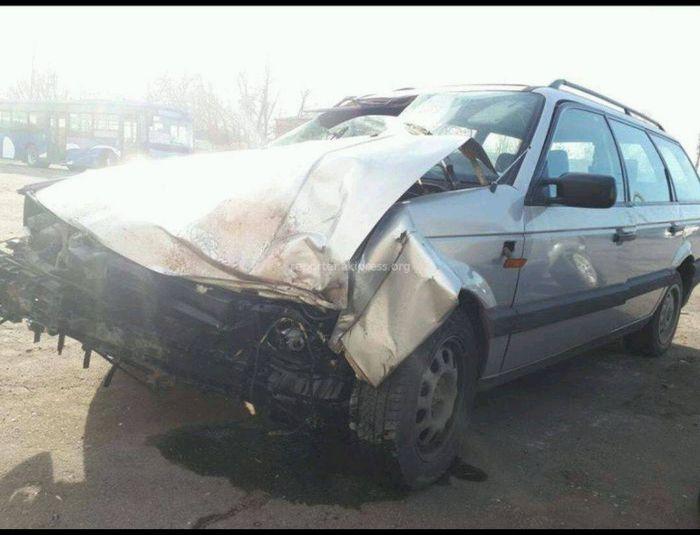 Все материалы по смертельному автонаезду в Бишкеке переданы в следственный отдел ГУВД Бишкека