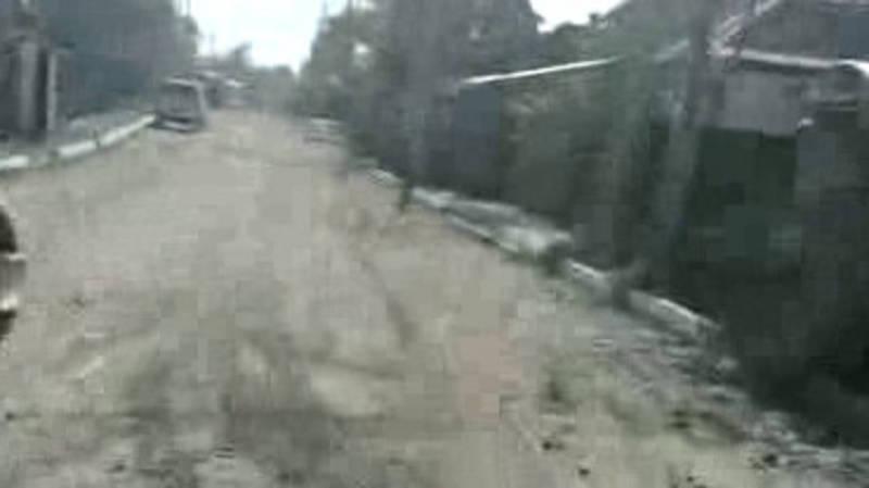 На ул. Куренкеева два года не заканчивают ремонт дороги (видео)