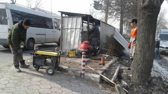 Контейнерная площадка на Дэн Сяопина-Якутской приведена в порядок, - мэрия (фото)