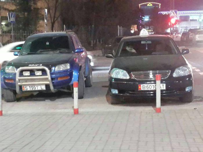 «Доска позора»: Водители, которые равнодушны к правилам дорожного движения <i>(фото, видео)</i>