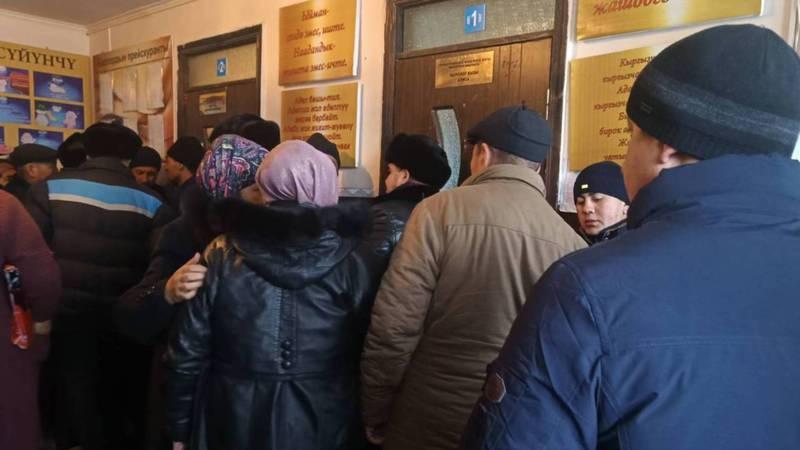 Жители жалуются на работу сотрудников ЗАГС в Ноокатском районе