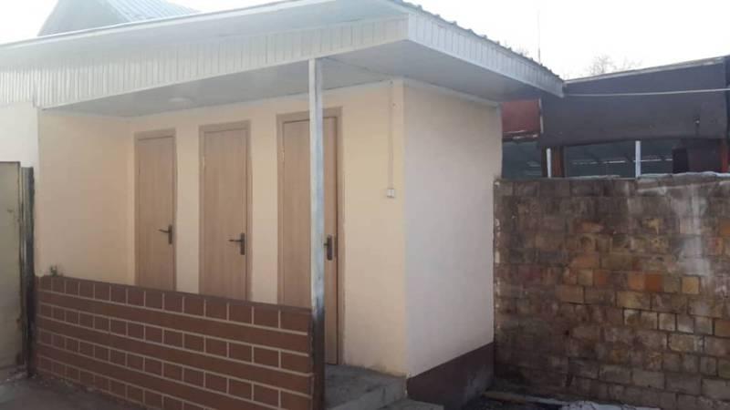 В ГУ «Унаа» в Лебединовке туалеты расположены с юго-восточной стороны здания, - ГРС (видео, фото)