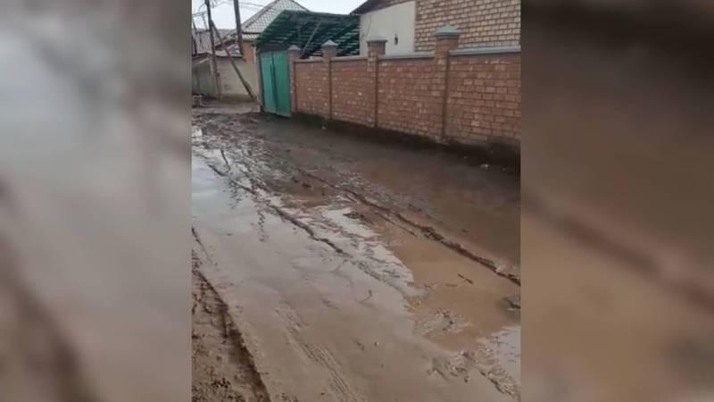 Житель просит восстановить дорогу после прокладки инженерных сетей в переулке Витебский. Видео