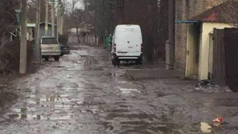 Переулок Карагайский будет восстановлен после того, как дороги немного подсохнут, - мэрия