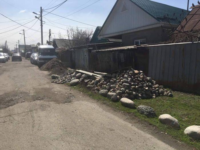 Территория частного сектора на Кантемировской-Салиевой расширяется незаконно, - мэрия Бишкека