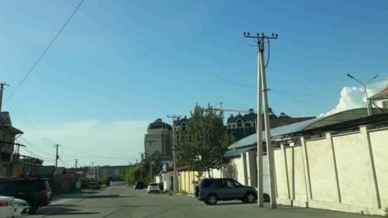 Ул.Толомуша Океева будет включена в план работ по установке уличного освещения, - мэрия