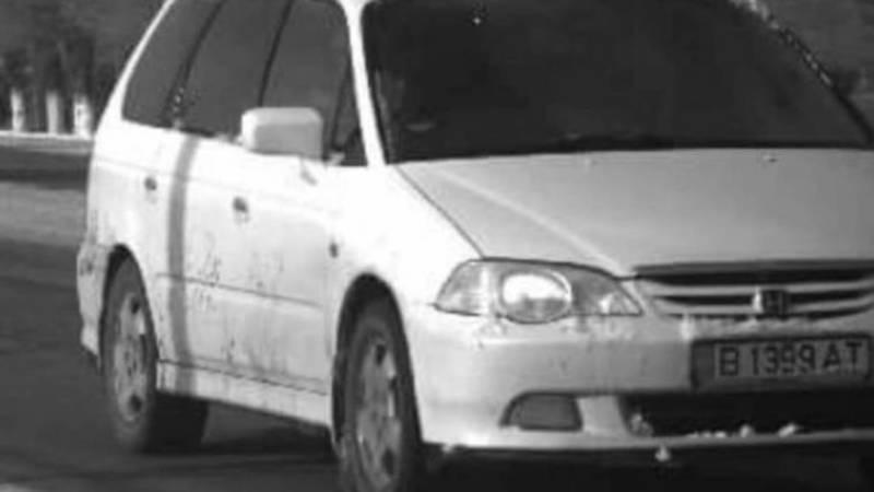 Ищу водителя машины Honda Odyssey с госномером В 1399 АТ