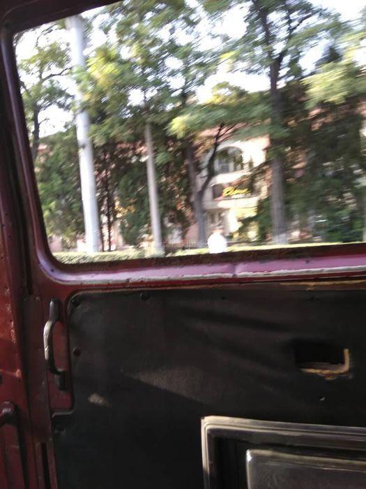 Маршрутка №269, у которой отвалилось стекло окна, будет отстранена до устранения всех неполадок, - мэрия Бишкека
