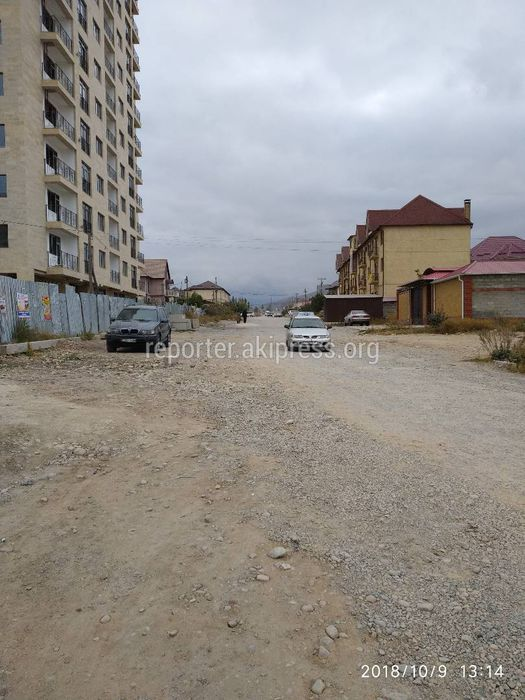 УКС не планирует дорожные работы на участке улицы Бакаева выше Южной Магистрали