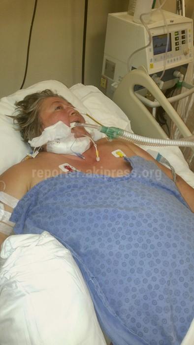 Кыргызстанка, заболевшая в Турции и перенесшая операцию, нуждается в помощи <i>(фото)</i>