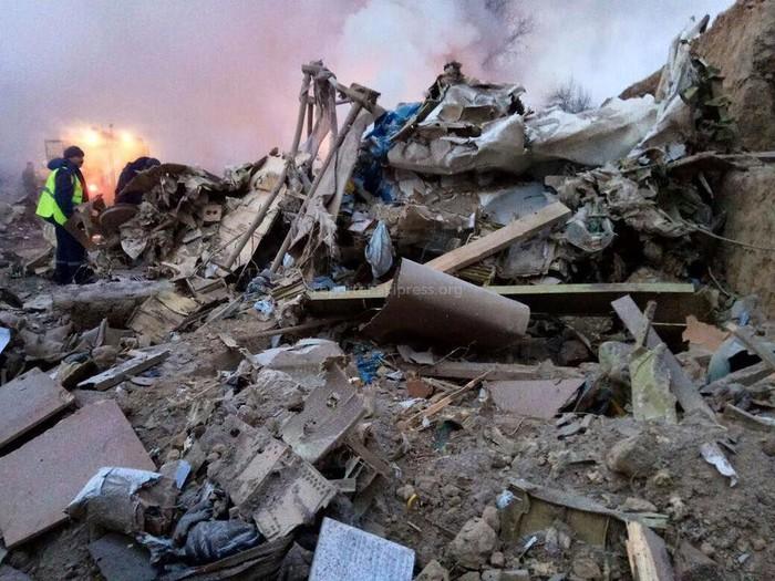 Организован сбор вещей и продуктов для пострадавших при крушении самолета в селе Дачи СУ <i>(адреса)</i>