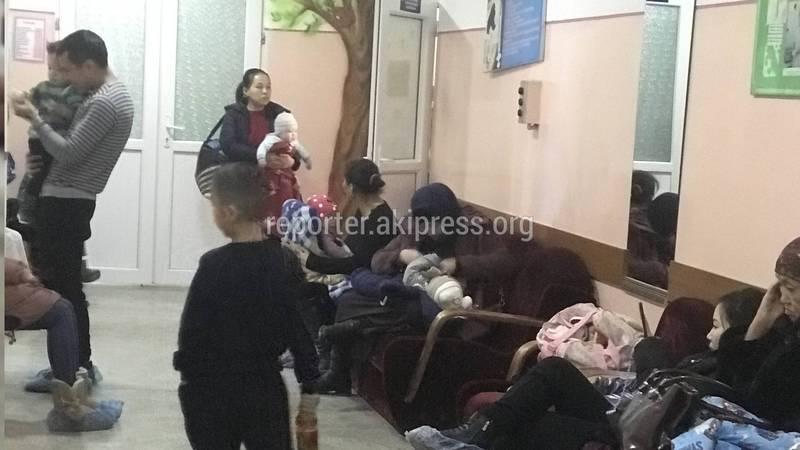 Почему в детской больнице в Джале нельзя пользоваться туалетами? (видео)